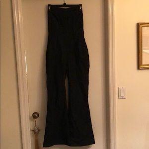 Arden B denim jump suit